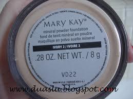 Resenha do Mineral Powder Foundation da Mary Kay