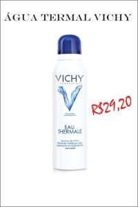 Água Termal La Roche Posay X Vichy