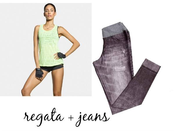 Regata + jeans - Live