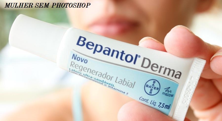 Bepantol Derma Regenerador Labial - Resenha