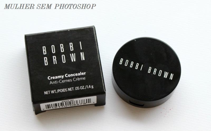 Corretivo Bobbi Brow Creamy Concealer - Ivory