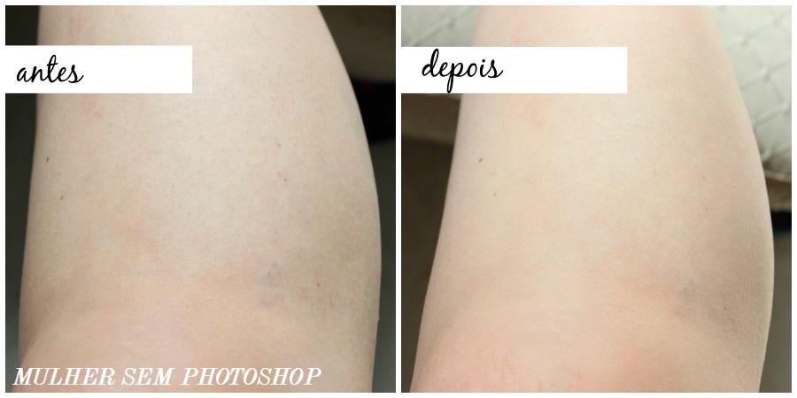 Maquiagem para pernas - Meia Calça Instantânea Miss Mag