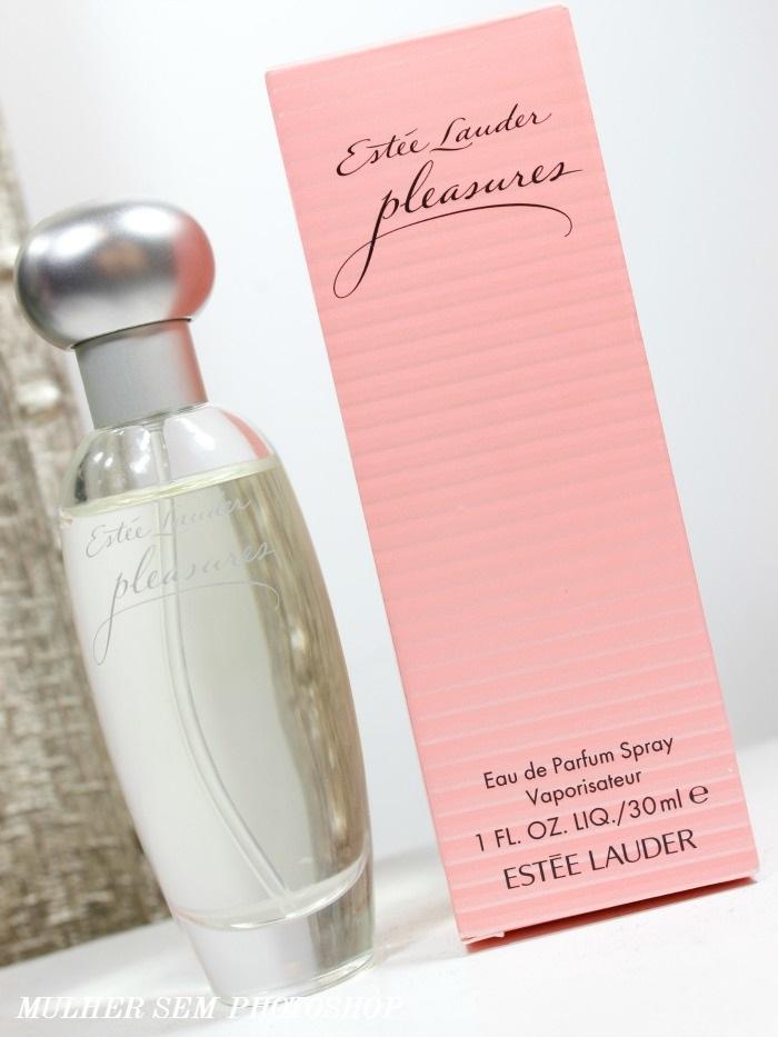 Pleasures - Estée Lauder - resenha