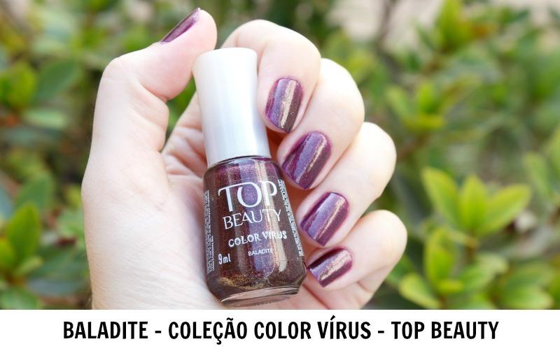 Baladite - Coleção Color Vírus - Top Beauty