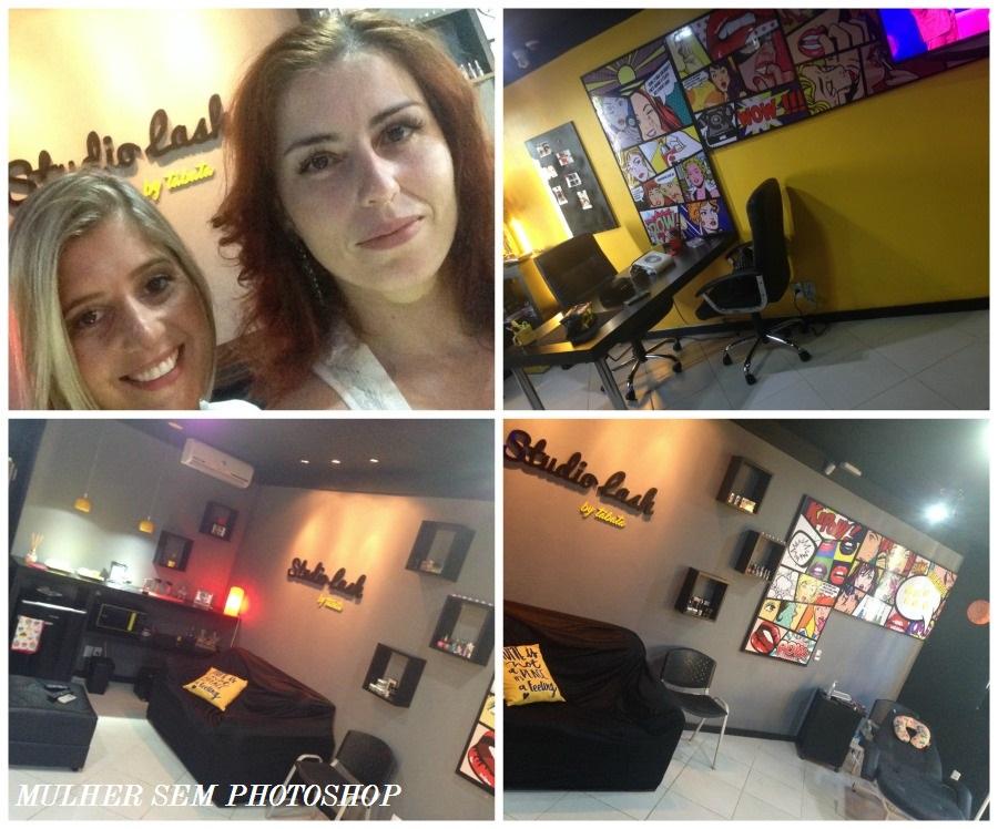 Alongamento de cílios Niterói - Lash Studio by Tábata