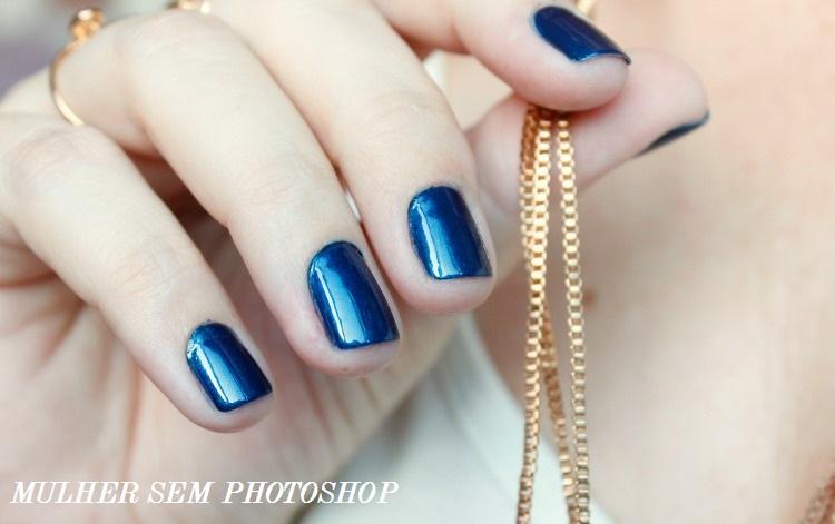 Esmalte Marc Jacobs Blue Velvet