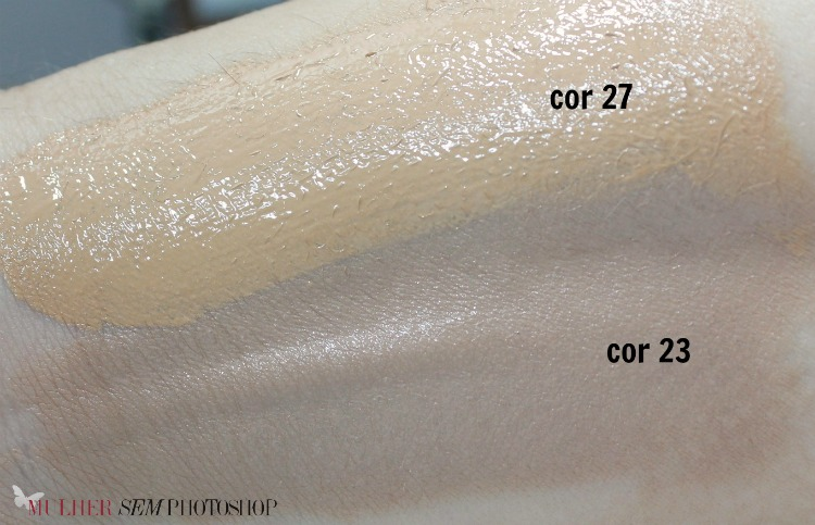 Perfect Cover Missha - cor 23 e cor 27 - resenha