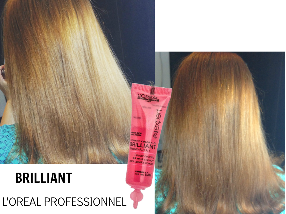 Brilliant Loreal Vitamino Color A-OX Loreal - resenha