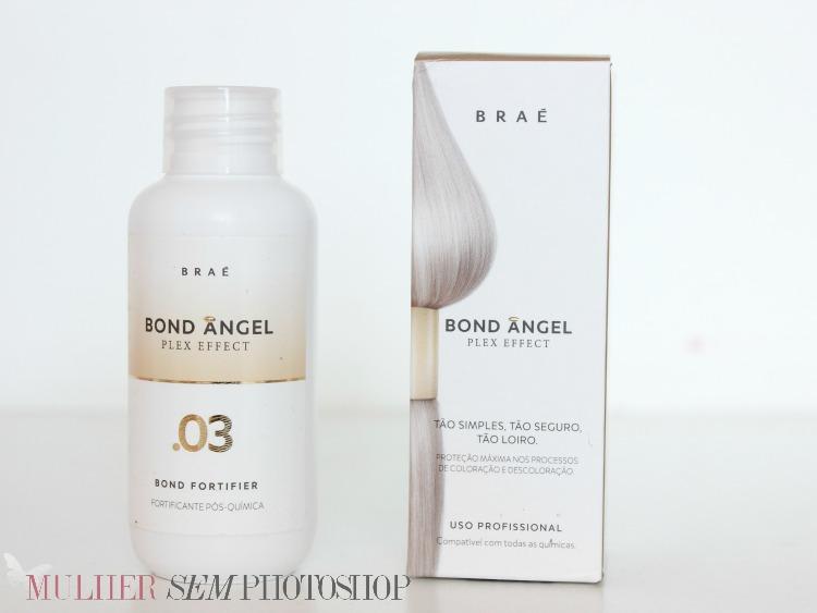 Bond Angel passo 3 em casa: como usar