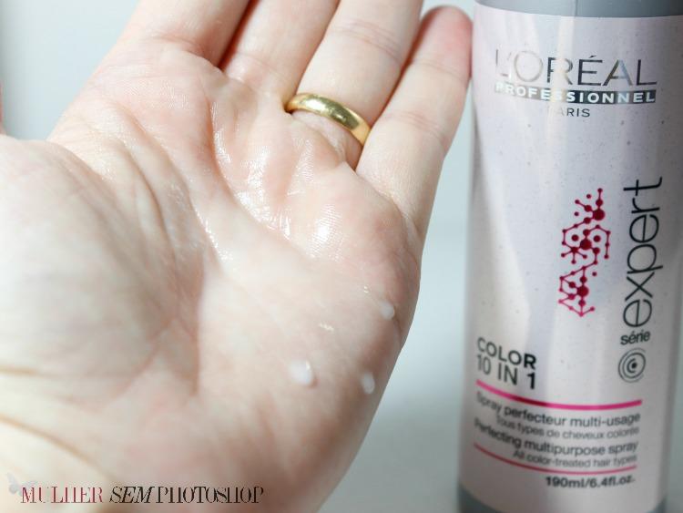 Loreal Vitaminocolor 10 em 1 - spray Multibenefícios