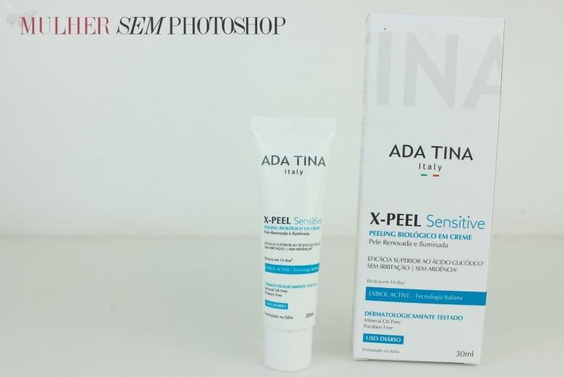 X-Peel Sensitive da Ada Tina