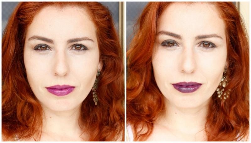 Batom Preto Natura Faces - 1 batom 4 mulheres