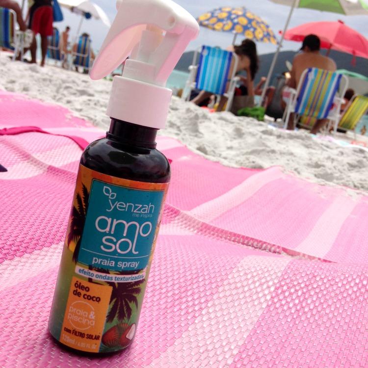 Spray AMO SOL da Yenzah