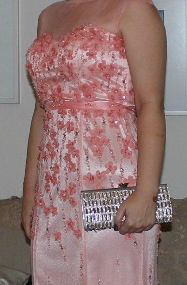 Vestido de madrinha de casamento - Aluguel - BH - SR Estilo