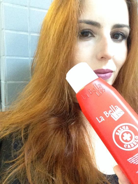Salva Cabelo La Bella Liss Resenha