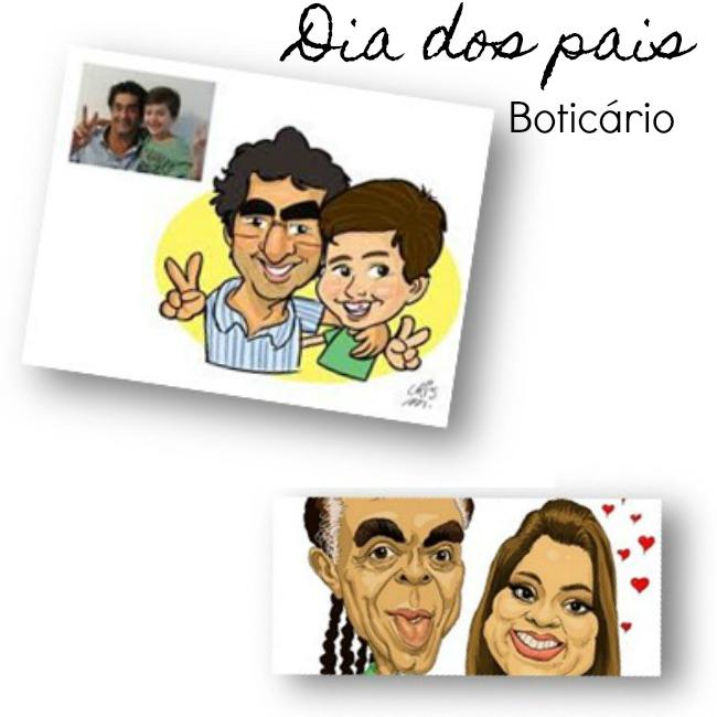 Dia dos Pais Boticário Plaza Shopping