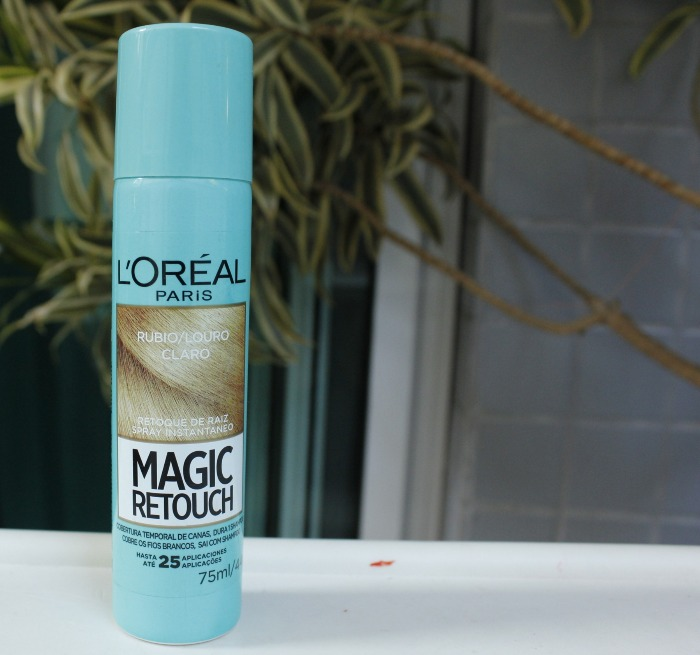 Loreal Magic Retouch resenha